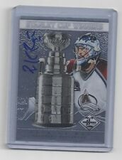 PATRICK ROY RARE AUTOGRAPHED STANLEY CUP WINNER CARD FROM PANINI LTD 2012-13
