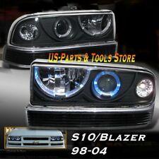 Chevrolet S10 Blazer Scheinwerfer Projector Blinker 98 - 04 2004 1998 99 2000 01