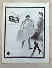 E438-Advertising Pubblicità-1964 - NAILON RHODIATOCE