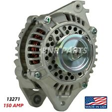 150 AMP 13271 Alternator Eagle Dodge Plymouth Mitsubishi NEW High Output HD USA
