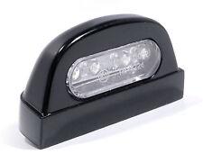 Mini LED Caractéristique éclairage en aluminium noir Moto HARLEY DAVIDSON