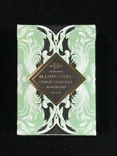 2016 NPCCD Inaugural Green Playing Cards National Playing Card Collection Day