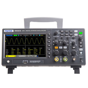 Hantek DSO2C15 Digital Storage Oscilloscope 2CH 150Mhz 1GS/s 7 IN TFT Display
