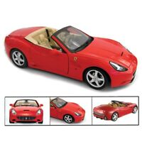 HOT WHEELS MATTEL FERRARI CALIFORNIA 1:18