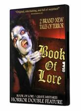 Book of Lore (2007) 2 Brand New Tales of Terror, Double Feature, Chris LaMartina