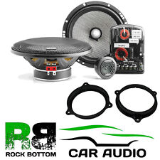 For Nissan Qashqai 07-12 Focal Access 240Watts Component Front Door Car Speakers