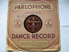 "NAT GONELLA ""Shoe Shine Boy /Chinese Laundry Blues"" 78 RPM, VG"