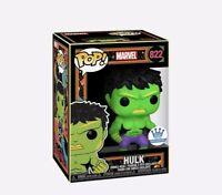Funko Pop! Hulk (Blacklight) Exclusive #822