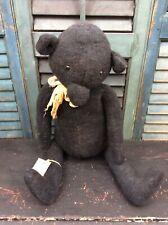 Arnett Country Store Stacee Droit Primitive Bear Black Samuel