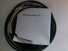 Electric System Electrical Wiring Motorcycle Benelli Motobi Catria 175