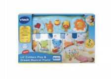 New VTech Lil' Critters Play and Dream Musical Piano 70+ songs Melodies & Phases
