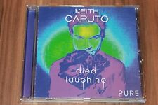 Keith Caputo - Died Laughing Pure (2000) (CD) (Roadrunner Records ‎– RR 8495-2)