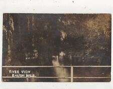River View Barton Mills Suffolk 1917 RP Postcard 961a