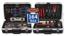 """Projahn 3/8"""" Universal-Werkzeug-Koffer 164 tlg KOMPAKT Werkzeugtasche SET 8682"""