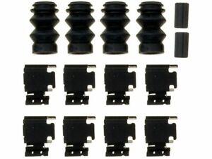 For 2012-2014 Volkswagen GTI Brake Hardware Kit Rear AC Delco 61586DH 2013
