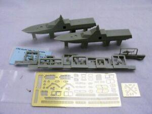 "Orange Hobby 1/700 HswMS ""Visby"" Class Corvette (Complete Resin kit)(2pcs)"