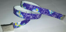 Disney's Frozen Belt & Buckle Children's Kids Adjustable Boys Girls Purple New