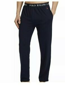 Polo Ralph Lauren Men's Navy Lightweight Cotton Pajama Pants $52  BIG AND TALL