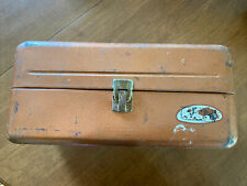 New listing Vintage Sears metal Tacklebox