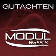 Modul Wheels TÜV Gutachten ABE - Modul MD1 MD2 MD3 MD4 MD5 MD6 MD7 MD9