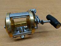 Vintage Fishing Spinning Reel- PENN 12h INTERNATIONAL GOLD