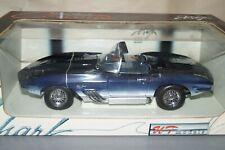 """UT Models 1/18 Scale 1961 Chevrolet Corvette """"Mako Shark"""" Concept Car"""
