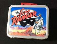 The Lone Ranger Cheerios 60TH Anniversary Commemorative Lunch Box Tin Mini