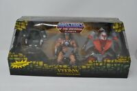SDCC 2012 He-Man Masters of the Universe Classics MOTU VYKRON MATTEL EXCLUSIVE