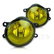Camry Corolla Matrix Rav4 Venza Replacement Fog Light w/COB Bulbs - Amber
