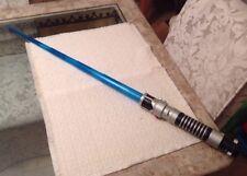 Star Wars Ultimate FX OBI-WAN KENOBI'S Blue Lightsaber - Hasbro, C-086D