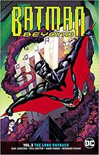 Batman Beyond Vol. 3 The Long Payback, Dan Jurgens, Excellent Book