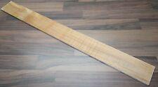 Tonewood Riegel Maple 312 Bastelholz Ahorn Guitar Tonholz Blank Fingerboard Neck