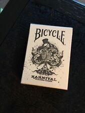 Karnival Original Deck Bicycle Playing Cards Big Blind Media -Brand New
