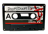 Mick Gordon's DOOM (2016) and DOOM Eternal original soundtracks loseless + tape!
