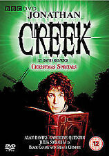 Jonathan Creek - Christmas Specials [DVD], in Good Condition, Alan Davies,