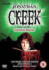 Jonathan Creek Christmas Specials (BBC) Alan Davies - NEW Region 2 DVD