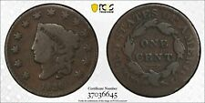 1830 Large Cent N-10 Devices Outlined G Detail PCGS