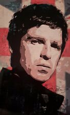 NOEL GALLAGHER SINGER ROCK A4 PICTURE PRINT A4 WALL ART