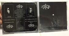 Sorhin Rare 4 CD Lot! Zyklon-B, Setherial, Arckanum, Puissance, Katharsis, Taake