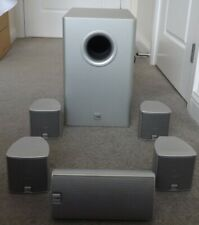 Canton 5.1 Home Cinema System 6 CX Surrond Sound with original packagings