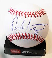 Osvaldo Abreu Signed Official Major League Baseball W/COA Washington Nationals