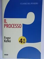 Il processo Kafka franzcrescereclassici pensiero romanzo narrativa filosofia