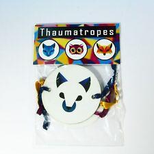 Thaumatropes with animals. 3 toys