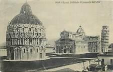 Italy pisa duomo battistero e campanile dall alto   Postcard
