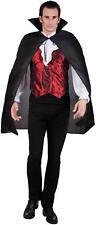 Cape Bloodlust Teufel Umhang schwarz Karneval Halloween Kostüm 120cm