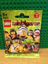 LEGO SERIES 3 TRIBAL CHIEF. BRAND NEW SEALED