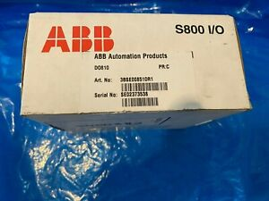 ABB: S800 I/O: 3BSE008510R1-DO810: OUTPUT MODULE 16 CHANNEL