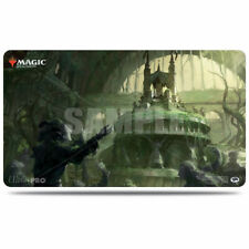 Guilds of Ravnica Overgrown Tomb Land Swamp PLAY MAT ULTRA PRO FOR MTG CARDS