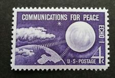 USA Communication For Peace 1960 Space Astronomy (stamp) MNH