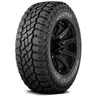 4-LT265/70R17 Cooper Discoverer S/T Maxx 121/118Q E/10 Ply OWL Tires